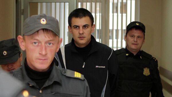 Оглашение приговора по делу бывших полицейских ОП Дальний. Архив
