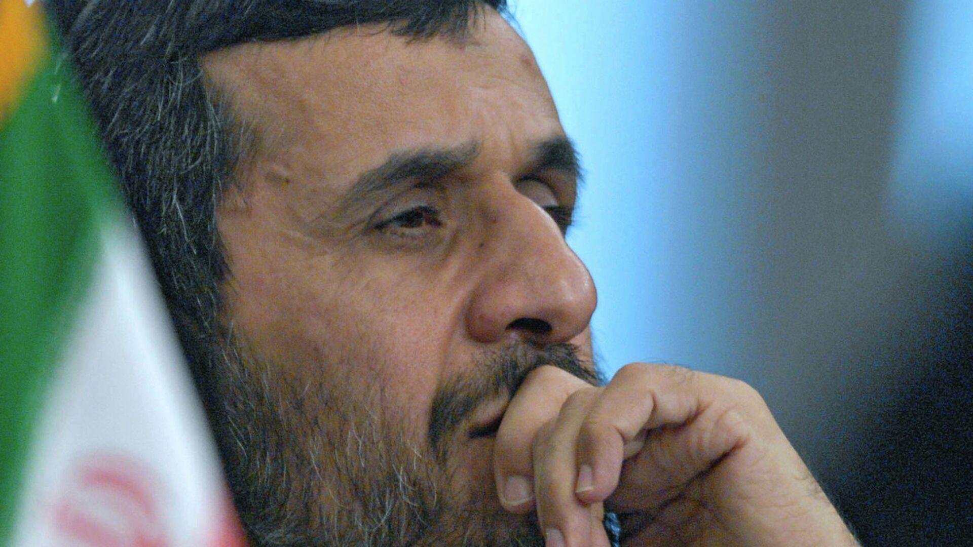 Махмуд Ахмадинежад - РИА Новости, 1920, 19.06.2021