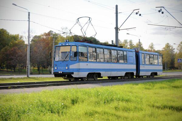 29 сентября у петербургского трамвая юбилей-105 лет! Возраст