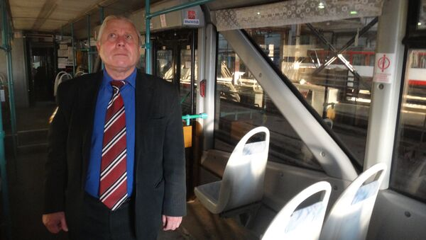 Трамвайная история из Тулы