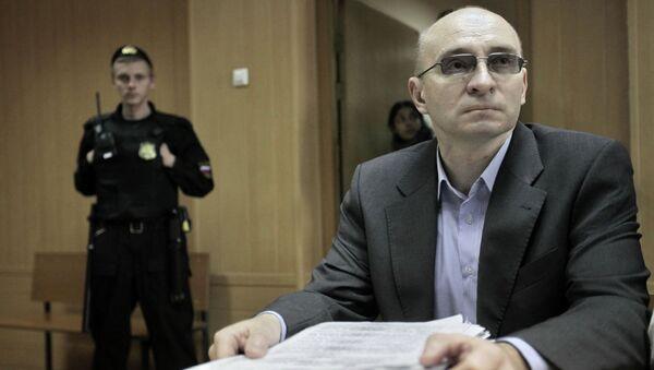 Заседание суда по делу Дмитрия Кратова