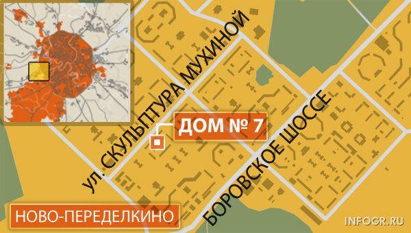 Улица Скульптора Мухиной, дом 7