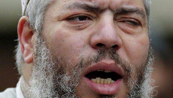 Абу Хамза, 2003 год