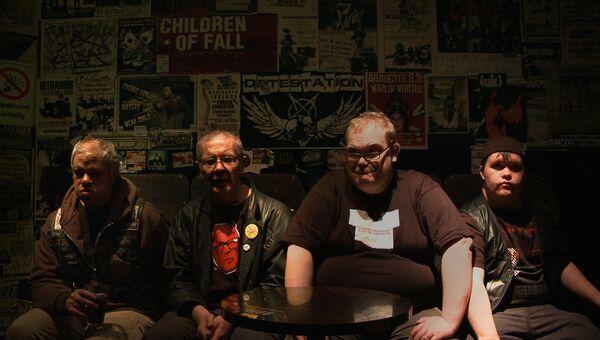 Кадр из фильма Панк-синдром