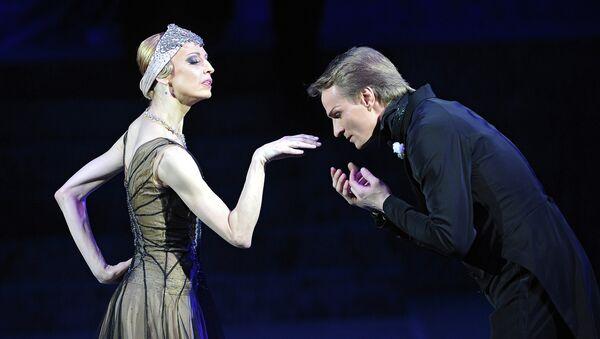 Бенефис балерины Илзе Лиепа в Большом театре