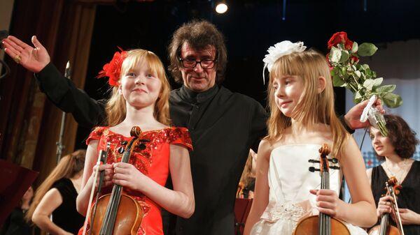 Гала-концерт Всероссийского юношеского оркестра Юрия Башмета