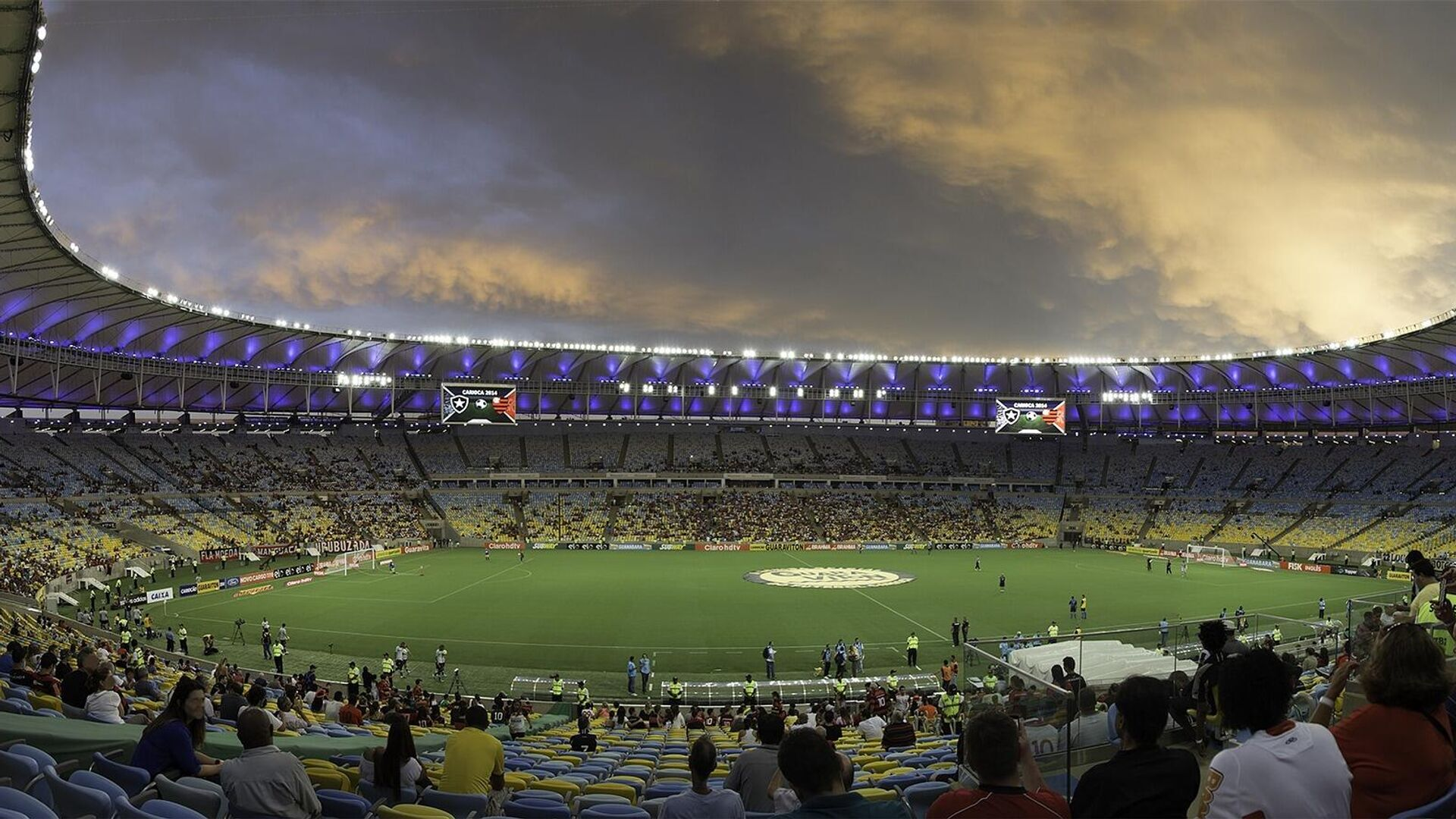 Стадион Маракана - РИА Новости, 1920, 07.04.2021