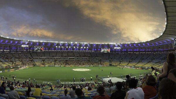 "В Бразилии стадион ""Маракана"" переоборудуют в госпиталь из-за COVID-19"
