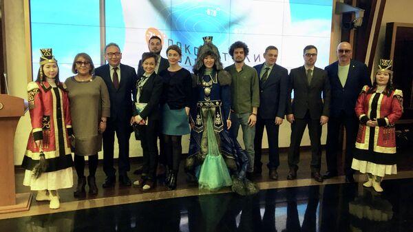 Презентация экстрим–тур в Якутию Покорители холода