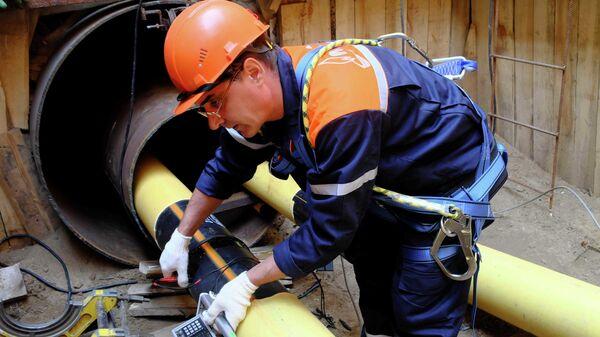 Модернизация газорегуляторного пункта в Москве