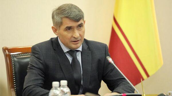 Временно исполняющий обязанности главы Чувашии Олег Николаев