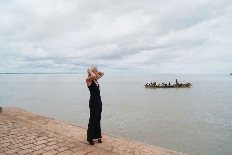 Африка. Гвинея-Бисау. День рождения на берегу Атлантики