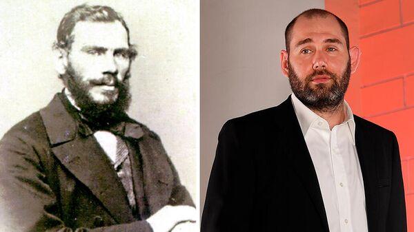 Лев Толстой и Семен Слепаков