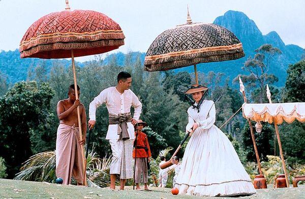 Кадр из фильма Анна и король