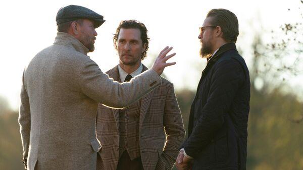 Кадр из фильма Джентльмены