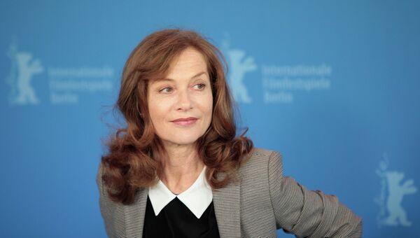 Изабэль Юппер на Берлинале-2012