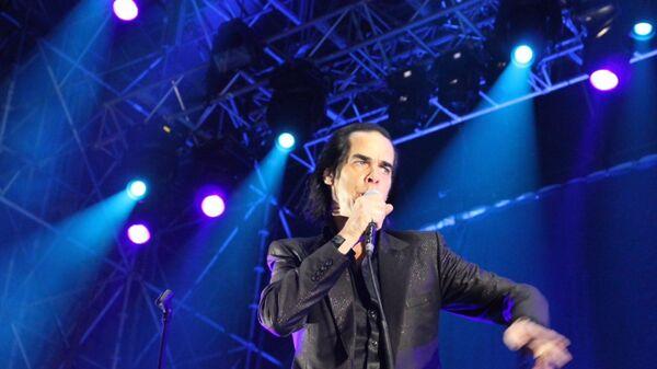 Ник Кейв, фестиваль Primavera Sound в Барселоне