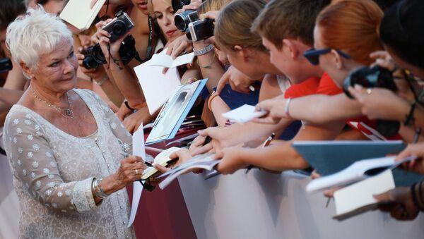 Джуди Денч на 70-м Венецианском кинофестивале