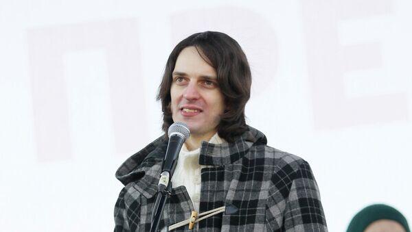 Максим Кац. Архивное фото