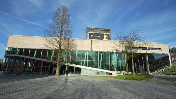 Музей Кюнстхал (Kunsthal) в голландском городе Роттердам, архивное фото
