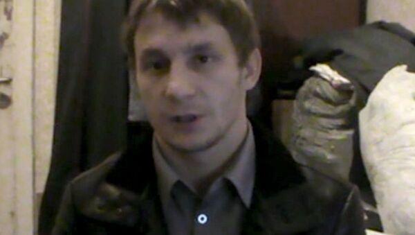 Валерий Третьяков, подозреваемый в убийстве у ночного клуба на Урале