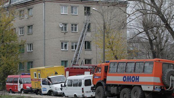 Спецоперация ФСБ в Казани
