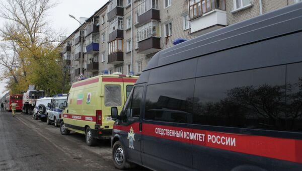 Спецоперация по уничтожению группы боевиков в Казани