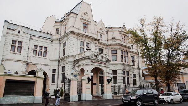 Клуб-ресторан Центрального дома литераторов