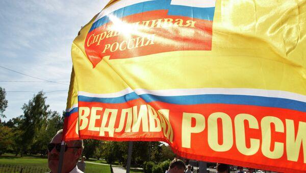 Партия Справедливая Россия, архивное фото