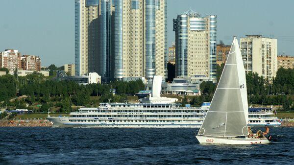 Города России. Самара. Архивное фото