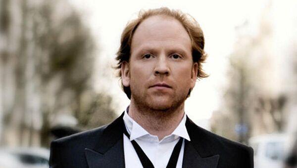 Британский скрипач Даниэль Хоуп
