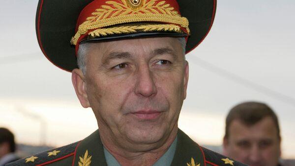 Генерал-лейтенант Аркадий Бахин. Архив