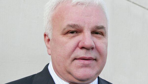 Руководитель департамента Военно-Воздушных сил (ВВС) «Рособоронэкспорта» Сергей Корнев. Архивное фото