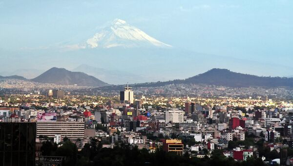 Город Мехико, Мексика