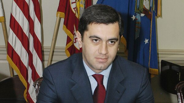 Экс-министр обороны Грузии Ираклий Окруашвили