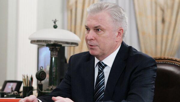 Глава Бурятии Вячеслав Наговицын