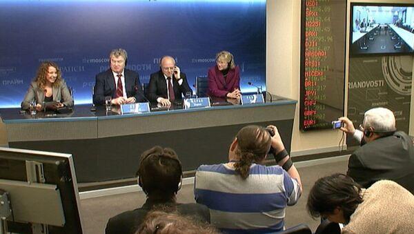 Видеомост Москва – Брюссель на тему: Газовая стратегия России для Европы