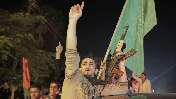 Достигнуто перемирие между палестинскими группировками сектора Газа и Израилем. Архивное фото