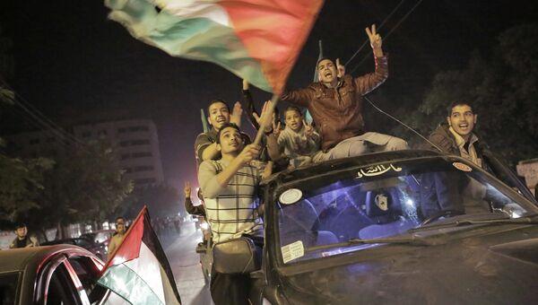Достигнуто перемирие между палестинскими группировками сектора Газа и Израилем. Архив