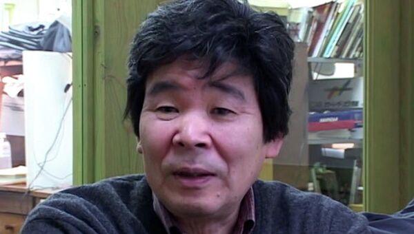 Японский режиссер Исао Такахата