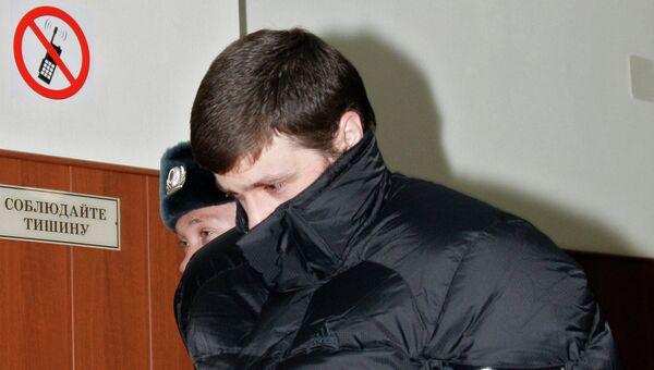Заседание суда по делу Ильяса Саидова. Архив