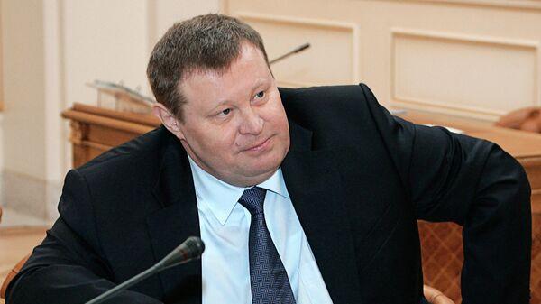 Владимир Устинов, полпред Президента РФ в ЮФО