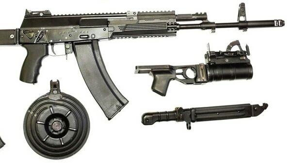Новый автомат Калашникова АК-12
