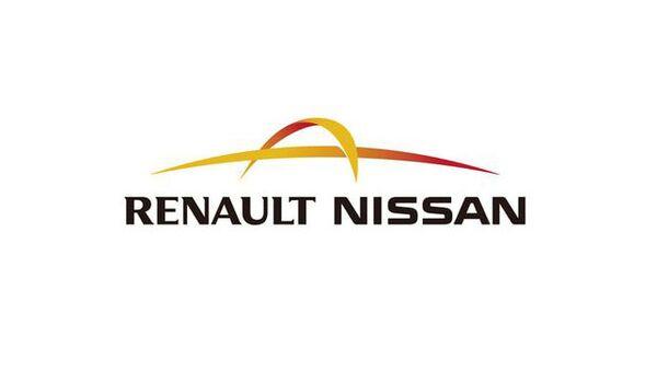 Логотип Альянса Renault-Nissan