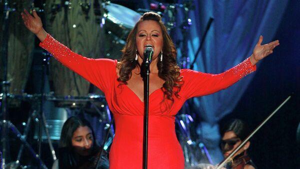 Мексиканская певица Дженни Ривера