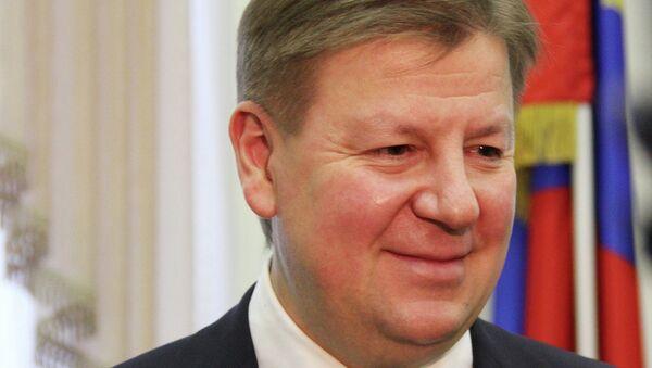 Секретарь политсовета костромского регионального отделения Единой России Алексей Ситников