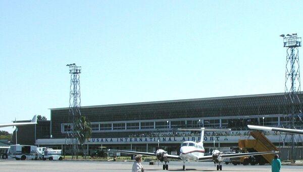 Аэропорт Кеннет Каунда в Лусаке