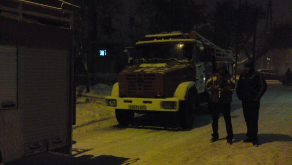 Обрушение здания в Таганроге