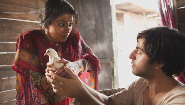 Кадр из фильма Дети полуночи (2012). Режиссер Дипа Мехта