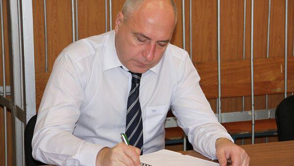 Бывший глава Амурской области Леонид Коротков